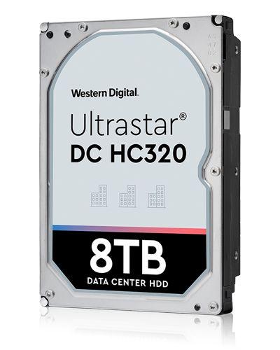 WD Ultrastar DC HC320 - 3.5 - 8000 GB - 7200 RPM