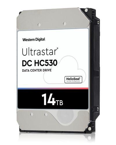 WD WUltrastar DC HC530 - 3.5 - 14000 GB - 7200 RPM