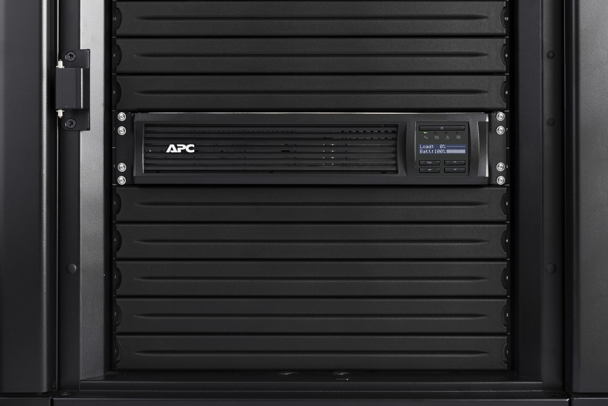 APC SMT1500RMI2UC uninterruptible power supply (UPS)