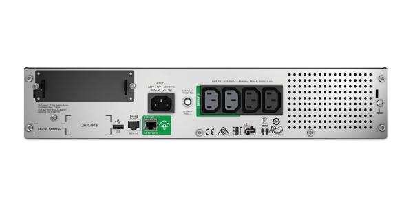 APC SMT750RMI2UC uninterruptible power supply (UPS)