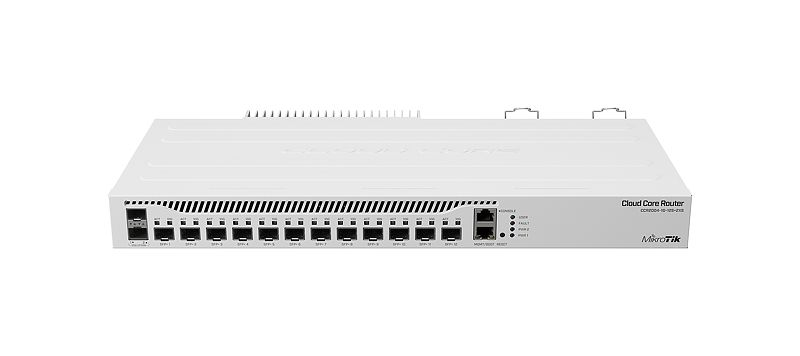 Mikrotik CCR2004-1G-12S+2XS wired router Gigabit Ethernet White