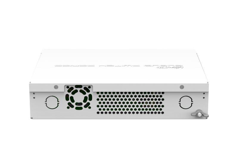 Mikrotik CRS112-8G-4S-IN network switch L3 Gigabit Ethernet (10/100/1000) Power over Ethernet (PoE) White
