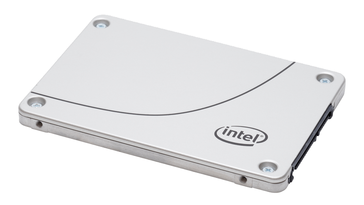 Intel SSDSC2KG038T801 internal solid state drive 2.5' 3840 GB Serial ATA III TLC 3D NAND
