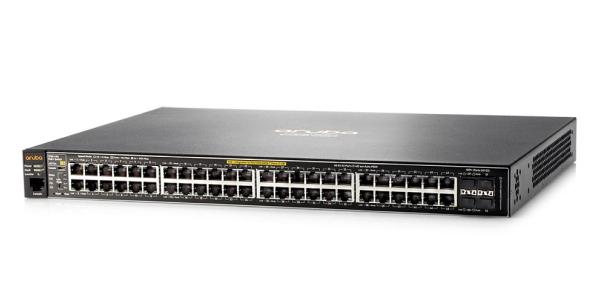 HPE 2530 48G PoE+ - Managed